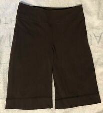 Women's Lululemon Biking Shorts/Capris w/ Secret Waist Pocket (Size 6) Euc!