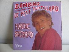PLASTIC BERTRAND Bambino 45 X 119