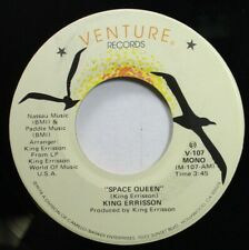Soul 45 King Errisson - Space Queen Mono / Space Queen Stereo On Venture Records