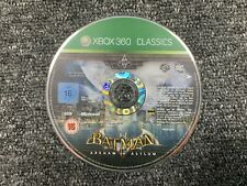 Batman Arkham Asylum-Xbox 360 disco sólo PAL Reino Unido