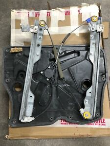 2016-2017 Nissan Quest Sv Front Left Driver Door Window Regulator W/ Motor OEM