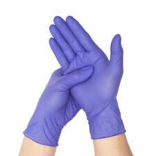 100Pcs Disposable Gloves Latex Universal Kitchen Dishwashing Medical Work 1 set
