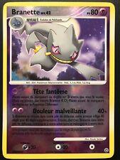 Carte Pokemon BRANETTE 23/132 Rare REVERSE Diamant et Perle D&P FR