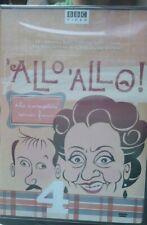 Allo Allo Complete Series 4 1987 BBC Official Boxset DVD Classic Comedy
