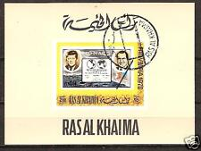 RAS AL KHAIMA #M:481B Used INTERNATIONAL STAMP EXPO '70