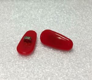 Nose pads for Ray Ban - Ferrari Collection Eyeglass & Sunglasses x1 Pair 15mm