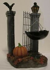 "Yankee Candle - 2015 Spellbound ""HAUNTED CROW GATES"" Tart Burner (NIB) #1349301"