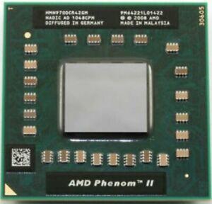 AMD Phenom II N970 Quad-Core 2.2 GHz 35 W(HMN970DCR42GM) Socket S1 Processor