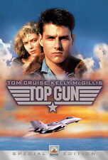 TOP GUN Movie POSTER PRINT F 27x40 Tom Cruise Kelly McGillis Val Kilmer