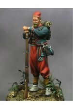 Union Soldier of 5th New York Zouaves Regiment Painted Toy Soldier Pre-Order Art