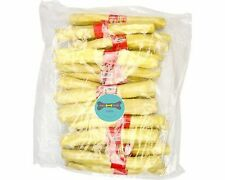 """Pet Food Treats and Munchies Rawhide Retriever Roll 10"""" CHICKEN  20 PACK"""