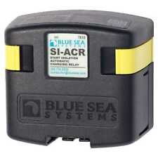 Blue Sea 7610 Si-Acr Automatic Charging Relay 12V 24V Dc 120A Marine