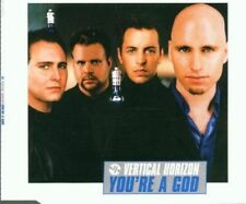 VERTICAL HORIZON - You're A God / Wash Away - CD Single