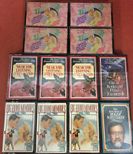 Reader's Digest Cassette Lot Melody Romantic Orchestras Big Band Piano