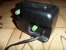 Uhr Wecker Braun 4927 GREEN BLACK kleiner fehler error 1h Justieren