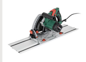 PARKSIDE PLUNGE SAW WITH RAIL
