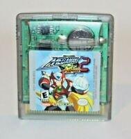 Mega Man Xtreme 2 Game Boy Color Authentic & Tested! GREAT Condition! VERY RARE!