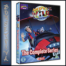 ANDYS WILD ADVENTRUES - THE COMPLETE SERIES 1 *BRAND NEW DVD**