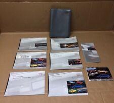 Audi A4 1998 98 OEM Owner's Manual Guide Book & Case Wallet Set 9835618D021