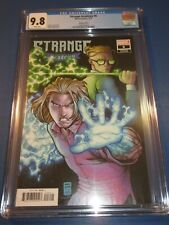 Strange Academy #6 Adams Variant CGC 9.8 NM/M Gorgeous Gem Wow Dr. Strange