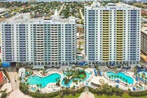 Wyndham Ocean Walk, Daytona Beach, FL - May 3-6, 2021 2BR Deluxe Condo