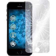 3 x Apple iPhone 5 / 5s / SE Film de Protection Verre Trempé clair