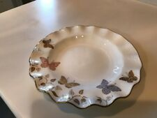 """Royal Crown Derby """"Royal Butterfly"""" Dinner Plate"""