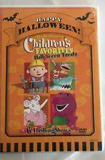 HAPPY HALLOWEEN! HIT ENTERTAINMENT CHILDRENS FAVORITES 6 THRILLING SHOWS!