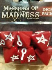 Mansions of Madness 2nd Edition Dice Pack Expansion Board Game FFG New