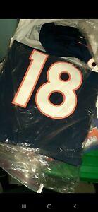 Denver Broncos Nike Elite Peyton Manning Jersey 60 NEW In The Bag NEW H.O.F