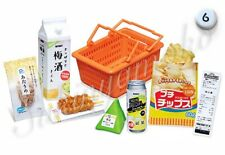 "RE-MENT Petit Sample Series Convenience Store - No.6 Snacks ""NEW"""