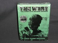 The Wire - The Complete Second Season, DVD