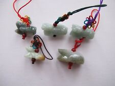 100% Natural Type A Jadeite Jade Chinese Zodiac pendant Ox pick your choice