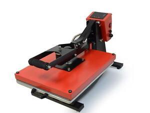 Semiauto Pressa a Caldo Microtec Top Qualità Alto Pressione UHP-15/20MS 38x38/