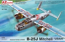 "AZ Models 1/72 North-American B-25J Mitchell ""USAAF"" # 7586"