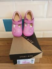 Startrite First Mia Girls Shoes, Brand new boxed size 6G, Bright pink leather