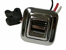 59-64 gm power window switch single button with retainer and wiring pigtail  (fits: 1961 chevrolet impala)