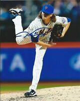 Jacob deGrom Autograph Signed 8x10 Photo ( Mets ) REPRINT