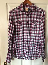 HUGO BOSS ORANGE men's casual shirt size S