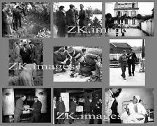 PIERRE LOUTREL PIERROT LE FOU 9 Photos Crime Police '49
