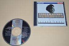 Gustav Mahler - Symphony No.1 / Eliahu Inbal / Denon 1985 / Japan Version