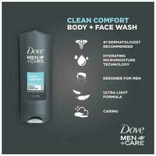Dove Men + Care Body and Face Wash, Extra Fresh | 250ml | F.S.W