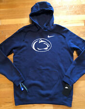 Nike Penn State Mens Hoodie Size Large Nwt Navy Blue