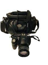 Fujifilm FinePix HS10 10MP Digital Camera w/30x Zoom, 24-720mm W/Case & 8GB Card