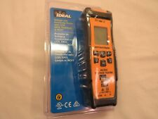 Ideal 61-557 Voltage And Continuity Tester With Lcd Gfci Flashlight And Ncvt