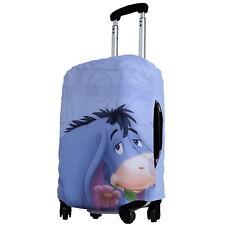 "Eeyore Luggage Protector Elastic Suitcase Cover 18''- 20"" y64 w0019"
