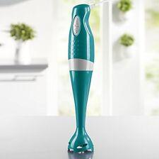 Design Stabmixer Stab-Mixer smaragdgrün Ideal zum Mixen, Pürieren & Zerkleinern