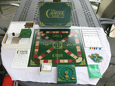 """VINTAGE """"The Charade Game"""" Board Game by Pressman 1985 100% COMPLETE  CHARADES"""