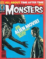 Famous Monsters #159 Alien Muppets Time Machine Star Wars Cantina 1979