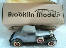 NOS Brooklin Models N0-6 1932 Packard Light 8 w Box & Inserts Made In England